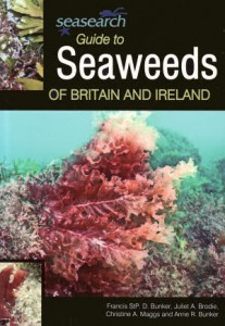 Cover of the 'Guide to Seaweeds of Britain and Ireland'
